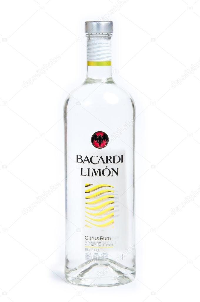 Bacardi Limon – Stock Editorial Photo © CHRTKD #12680869