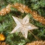 Star Ornament — Stock Photo