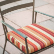 Garden Chair - Stock Photo