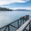 Lake Tahoe Harbor — Stock Photo