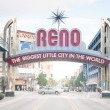 Stock Photo: Reno, NV