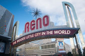 Reno, NV — Stock Photo
