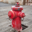 Old Fire Hydrant — Stock Photo