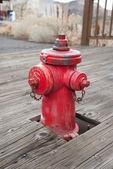 Staré požární hydrant — Stock fotografie