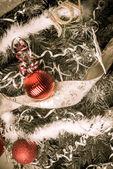 Kerstboom ornament — Stockfoto