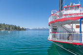 Steamboat Lake Tahoe — Stock Photo