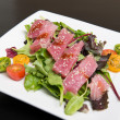 Stock Photo: Ahi TunSalad