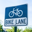 Bike Route Sign — Stock Photo #25711953