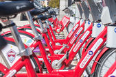 City Bike — Stockfoto