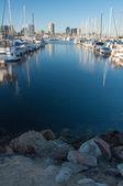 Marina Boats — Stock Photo