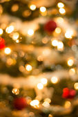 Christmas Tree Ornament Background — Stock Photo