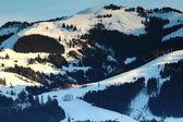 Kirchberg, Tirol in Austria — Stock Photo