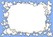 Nuvole — Vettoriale Stock