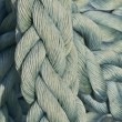 Stock Photo: Blue rope