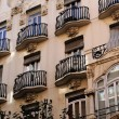 Spanish balconies — Stock Photo #23707407