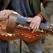 Stock Photo: Hurdy Gurdy