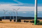 Energii elektrycznej i energii elektrycznej — Zdjęcie stockowe