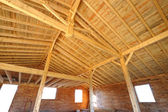 Wooden house six — Stock Photo