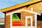 House classification — Stock Photo