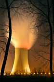 Nuclear power three — Stock Photo