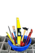 Construction-tools-four — Stock Photo