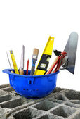 Construction-tools-three — Stock Photo