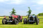 Classic-car-three — Stock Photo