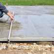 Concrete slab two — Stock Photo