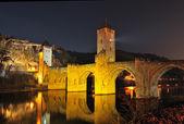 Bridge France Cahors — Stock Photo
