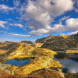 Lakes French Pyrenees — Stock Photo