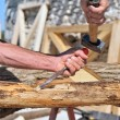 Stock Photo: Carpentry two