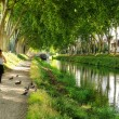 French canal — Stock Photo #24846585