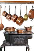 лотки и плиты, три — Стоковое фото