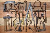 昔の道具 — ストック写真