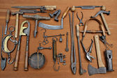 Old tools four — Stock Photo