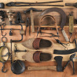 Old tools five — Stockfoto