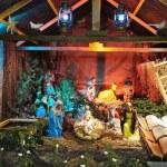 Christ nativity — Stock Photo #34859287
