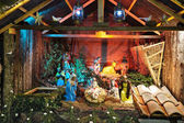 Christ nativity — Stock Photo