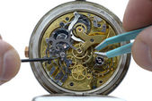 Old watch two — Stock Photo