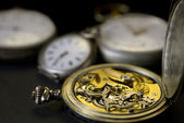 Old watch four — Stock Photo