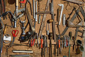 Tools workshop — Photo