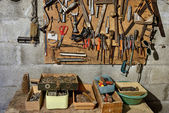 Tools workshop two — Stockfoto