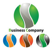 Business company — Stock Vector