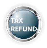 Reembolso de impuestos — Foto de Stock