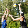 Volleyball — Stock Photo #12656240