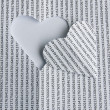 Heart paper — Stock Photo #19496401