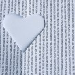 Heart paper — Stock Photo #19496403