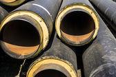 Pipe iron — Stock Photo