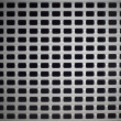 Metal grid background — ストック写真