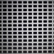Stock Photo: Metal grid background